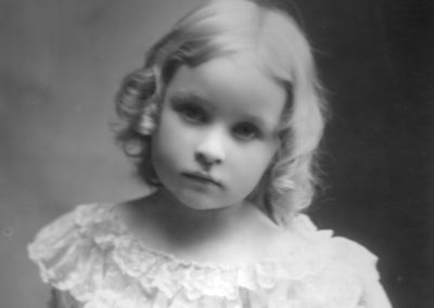 2 Emily Grant Madsen as a young girl